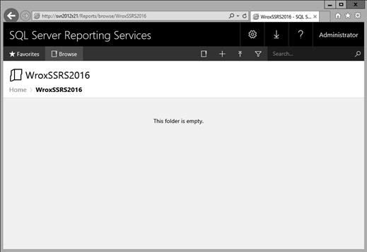Professional SSRS 2016 Preview: Chapter 4 – Basic Report Design