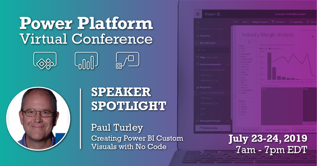 Power Platform Virtual Conference | Paul Turley's SQL Server
